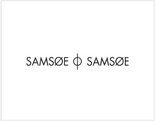 Logo for Samsøe og Samsøe